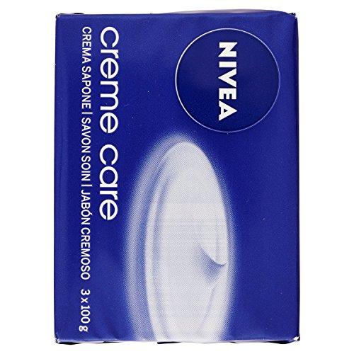 6 pastillas de jabón Nivea 100 gramos por 2,78€