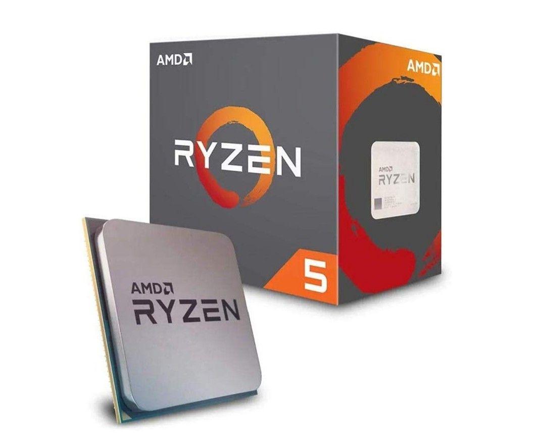 Vuelve Ryzen 2600 a 123,99€ en Amazon