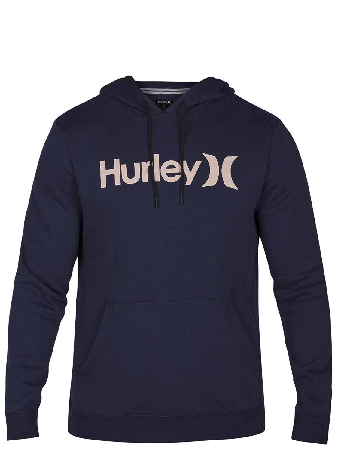 Sudadera Hurley azul XXL