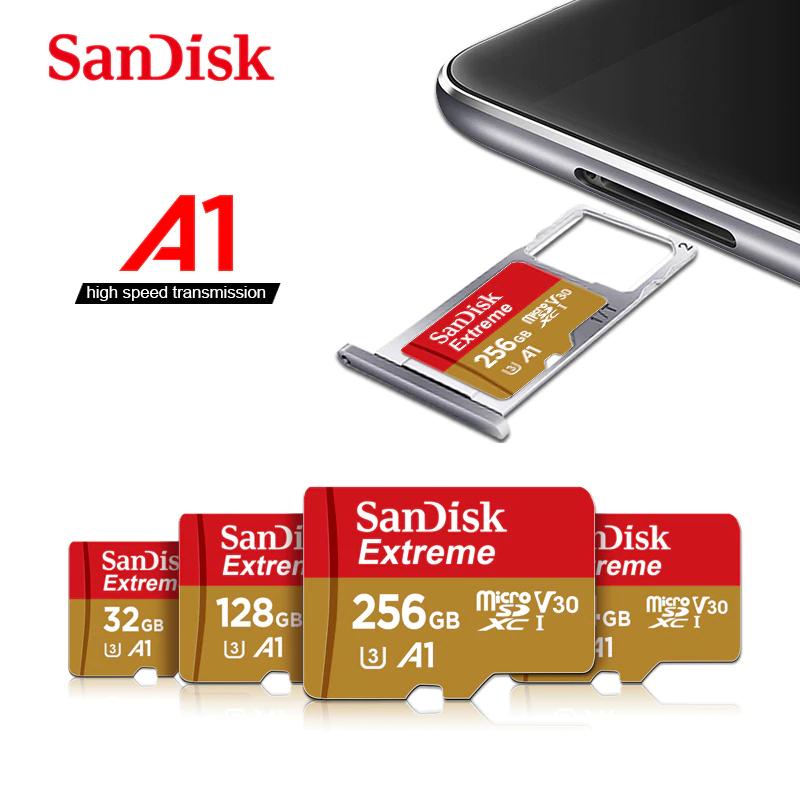 SandDisk Extreme 64/128/256gb