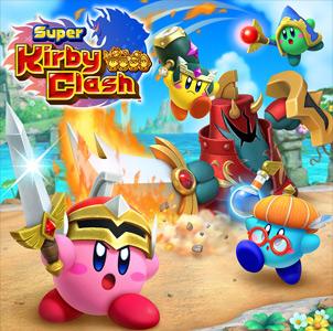 Gratis, Super Kirby Clash (Nintendo Switch)