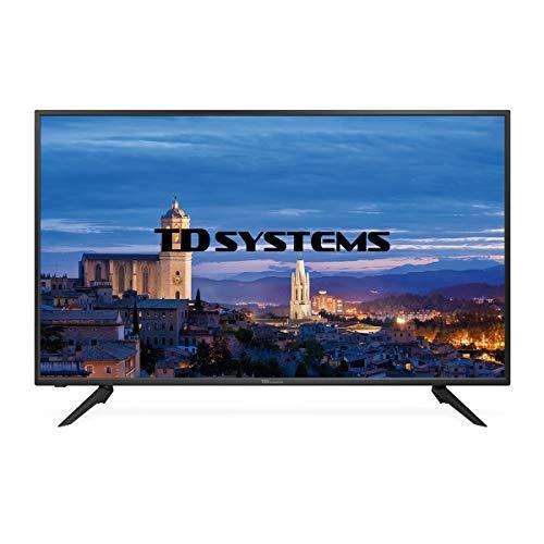 "TD Systems K50DLH8F - Televisor LED de 50"" (Full HD)"