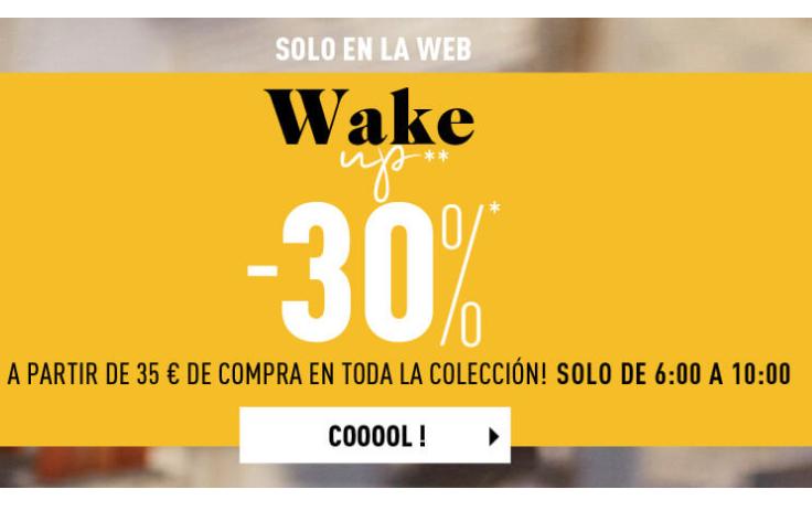 -30% en Pimkie