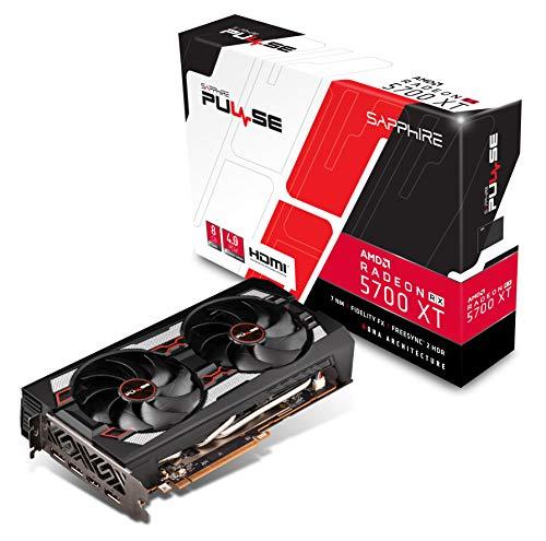 SAPPHIRE Pulse Radeon RX 5700 XT 8G GDDR6