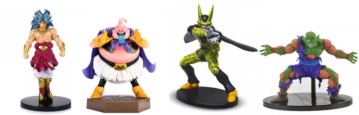 Figuras de Dragon Ball Z