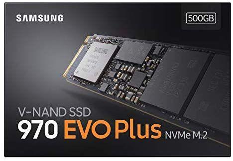 SSD 970 EVO PLUS 500 GB M2 por 88€