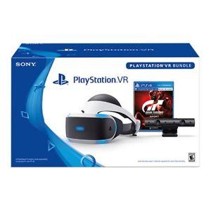 Playstation VR + cámara + Gran Turismo