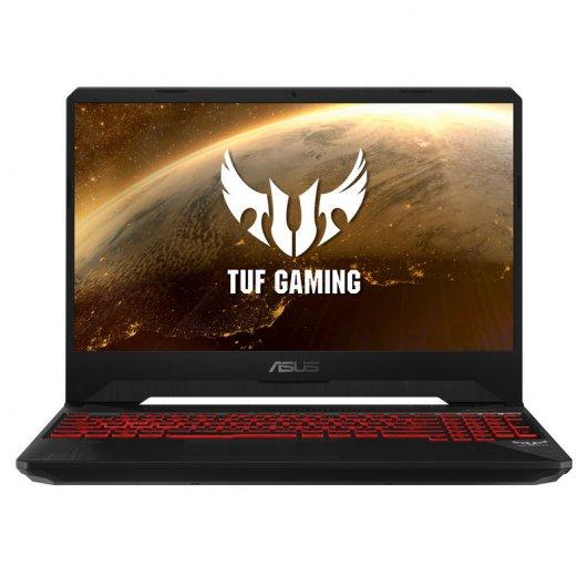 Chollazo! Asus TUF Gaming FX505GM, buena calidad precio