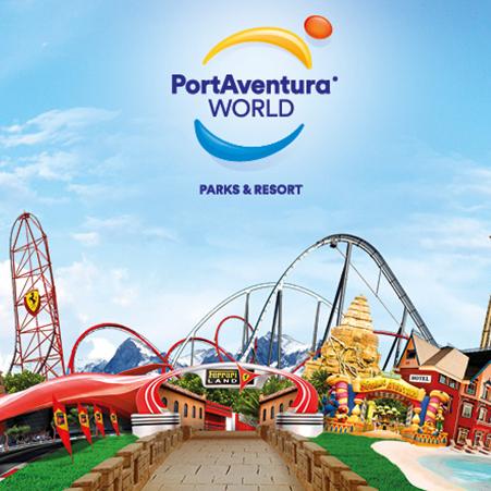 Hotel 4* + 2 días Port Aventura + Ferrari Land