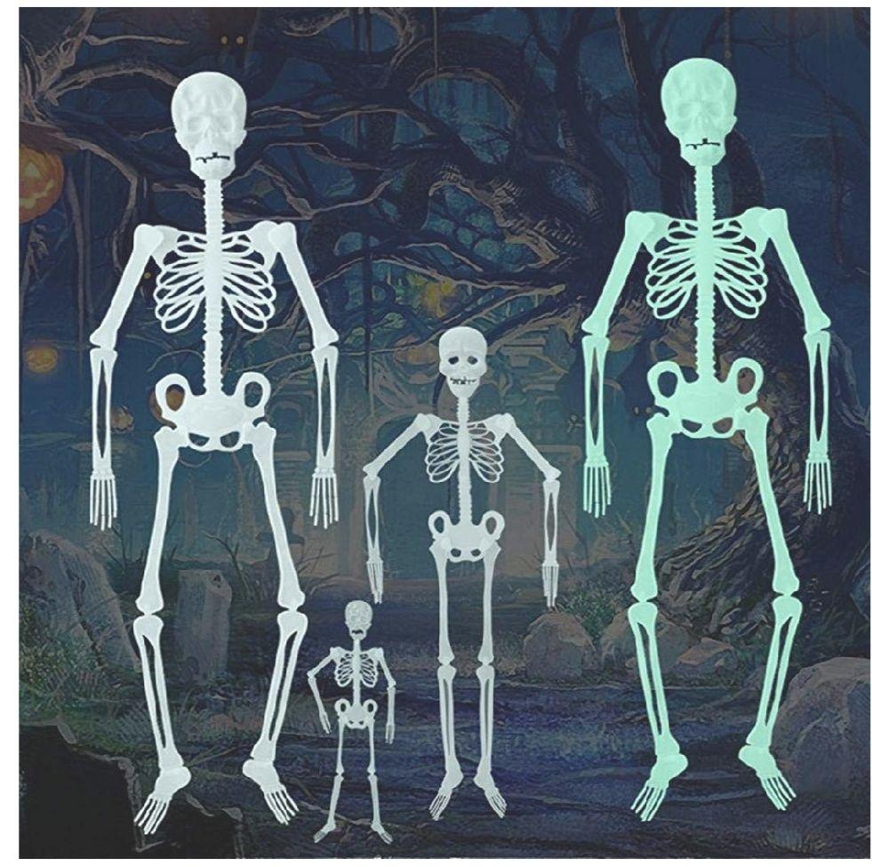 Esqueleto fluorescente 150 cm