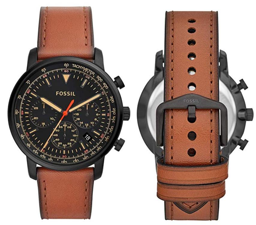 Reloj Fossil para hombre solo 72.6€