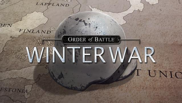 Order of Battle - Winter War DLC gratis