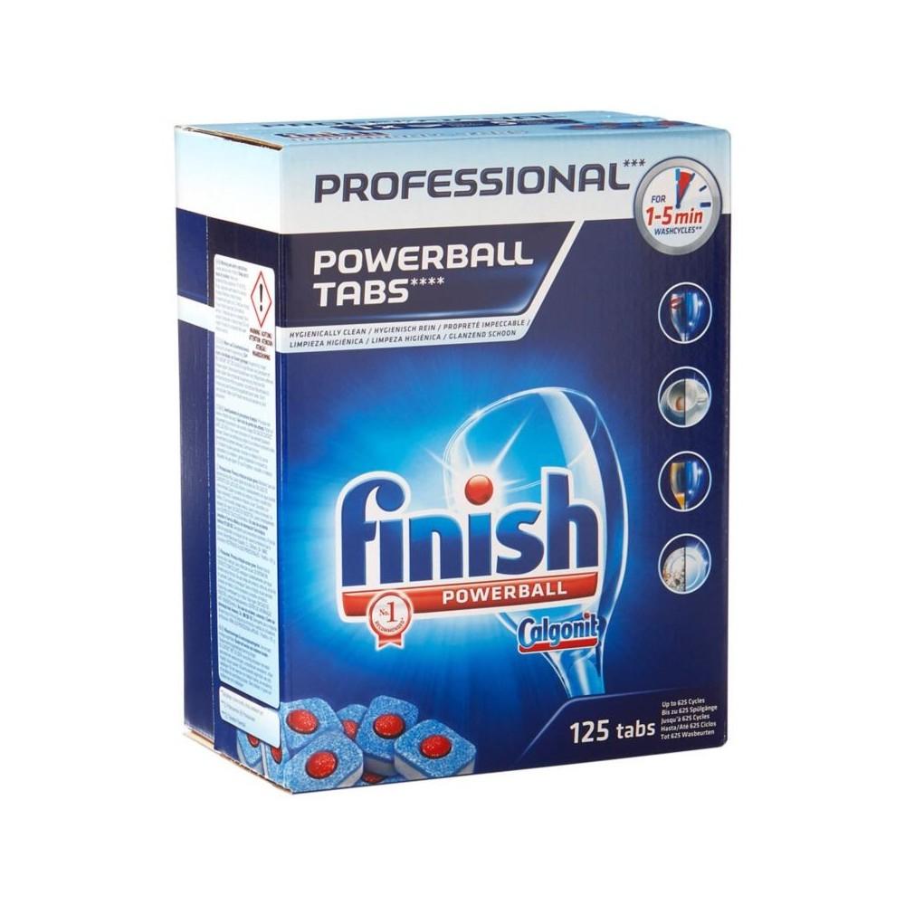 Finish Detergente Classic X 125 Dosis