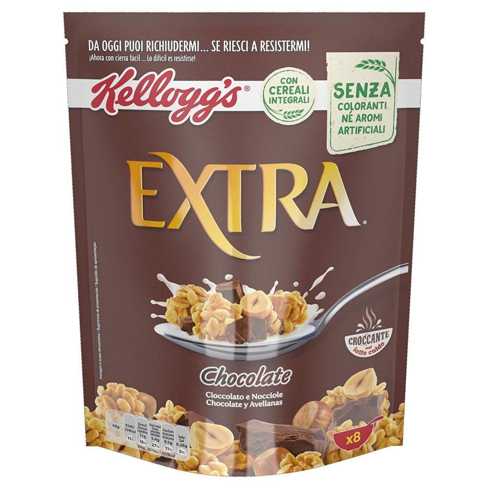 8 bolsas de Kellogg's Extra por 10€ // 16 bolsas por 16€