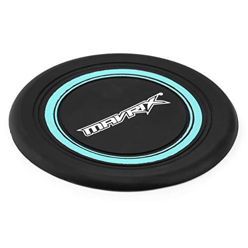 Mavrix - Disco Volador Frisbee Unisex de Silicona para niños y Adultos, Duradero y Flexible