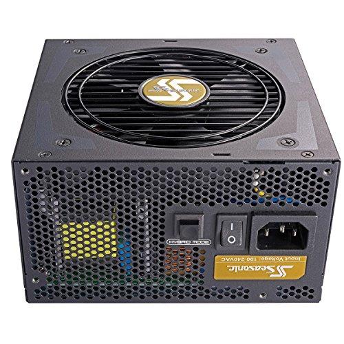 Seasonic SSR-750FX  (80 + Gold) 750 Watts