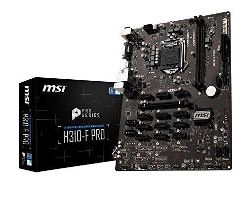 Placa base MSI H310-F Pro