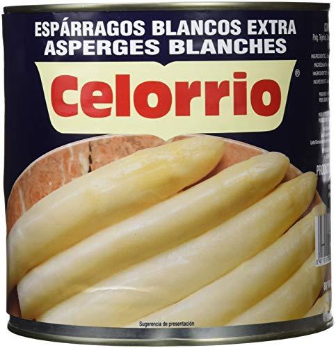 3 kilos Celorrio Extra Lata Espárragos 80/100