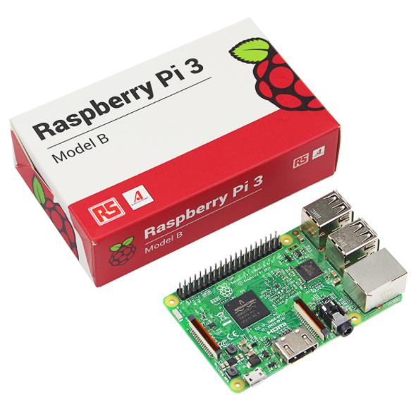 Raspberry Pi 3B miniordenador solo 22.6€