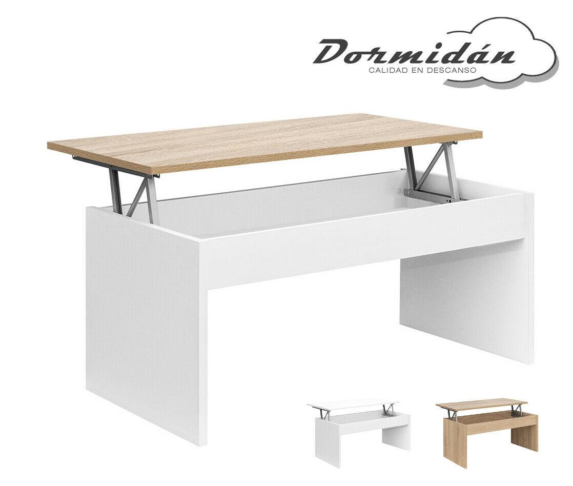 Mesa de centro elevable, salon / comedor