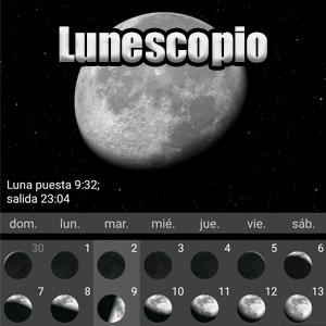 Lunescopio, Visor Lunar (Android)