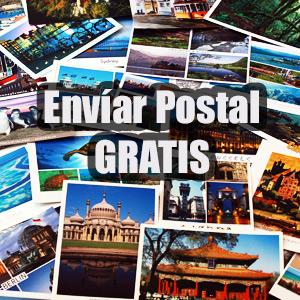 Enviar Postal personalizada GRATIS (IOS/Android)