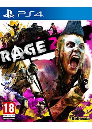 Rage 2 para ps4