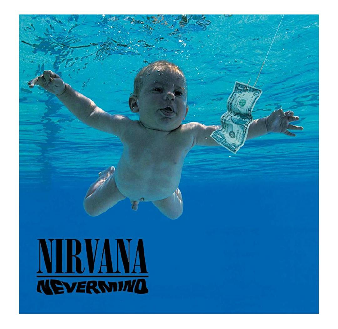 CD Nirvana - Nevermind por sólo 6,99€