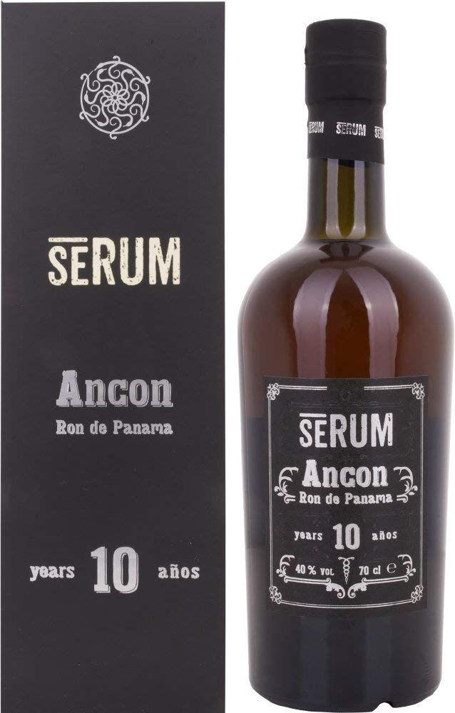 Ron Serum Ancon 10 Años Panamá - 700 ml.