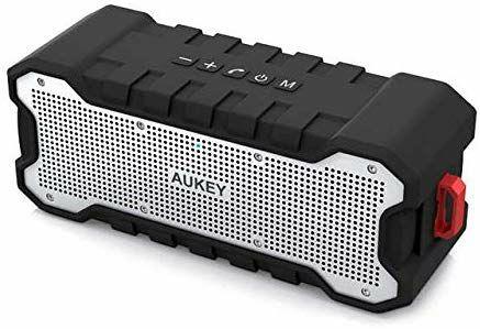 AUKEY Altavoz Bluetooth Portátil 30h de reproducción
