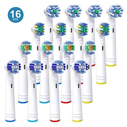 16 Cabezales compatibles oral-b