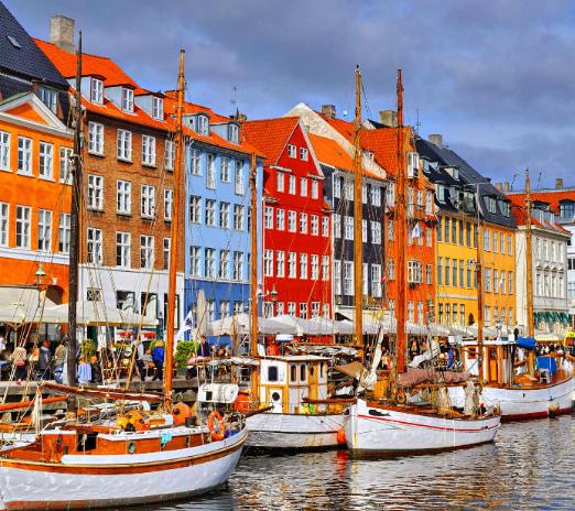 Noviembre Vuelos Madrid - Copenhague desde 30€