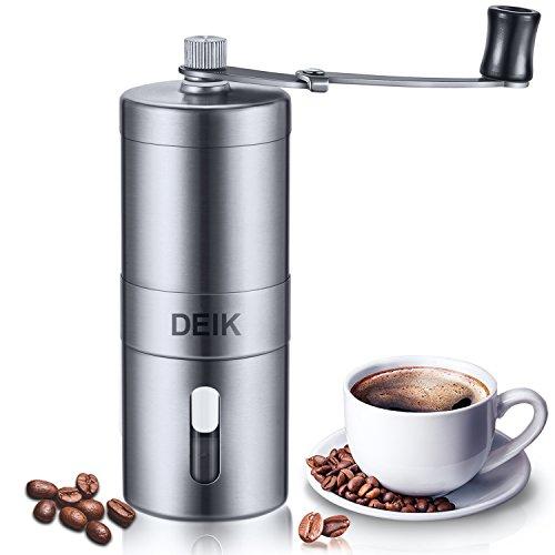 Molinillo de café de acero por solo 8,9€