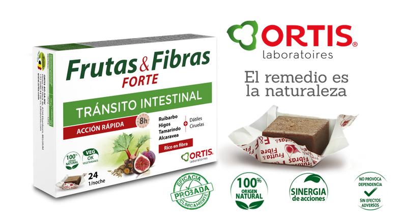 Muestra gratuita Frutas&Fibras Forte
