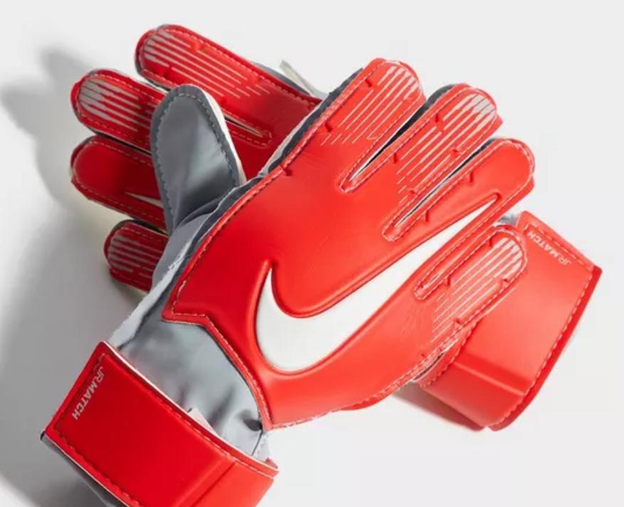Guantes de portero júnior Nike talla 5