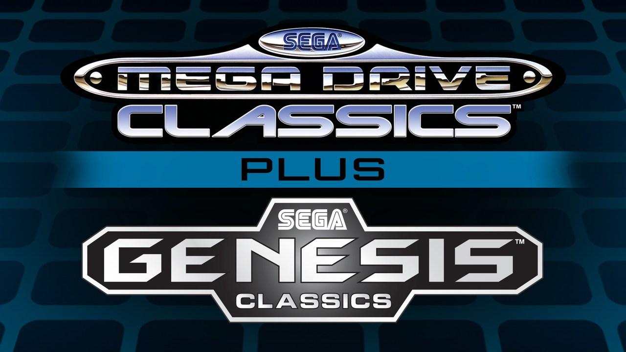 SEGA MegaDrive & Genesis Classics