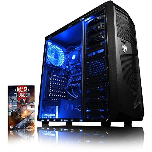 VIBOX Precision 6S Gaming PC con War Thunder DLC