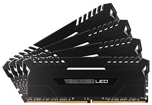 Corsair Vengeance LED - RAM 64 GB (4x16GB)
