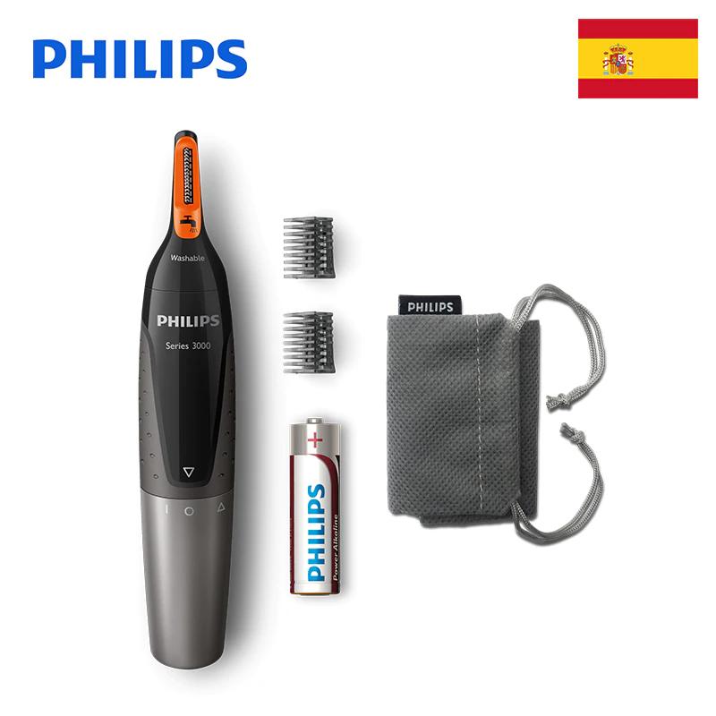 Philips NT3160/10 Recortador para Nariz y Orejas (Desde España)