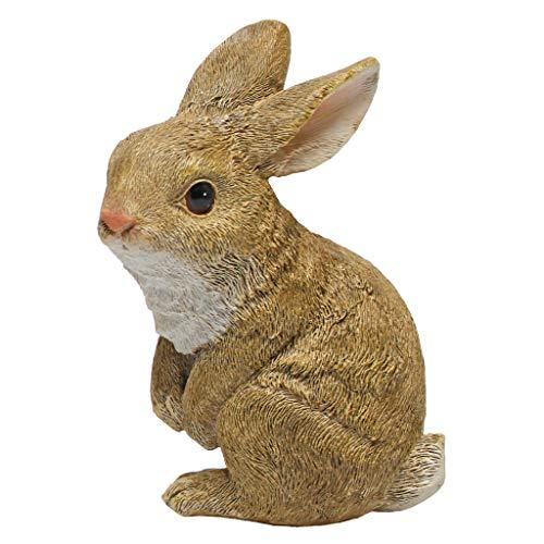 Estatua de Conejo Sentado para jardín (Plus)