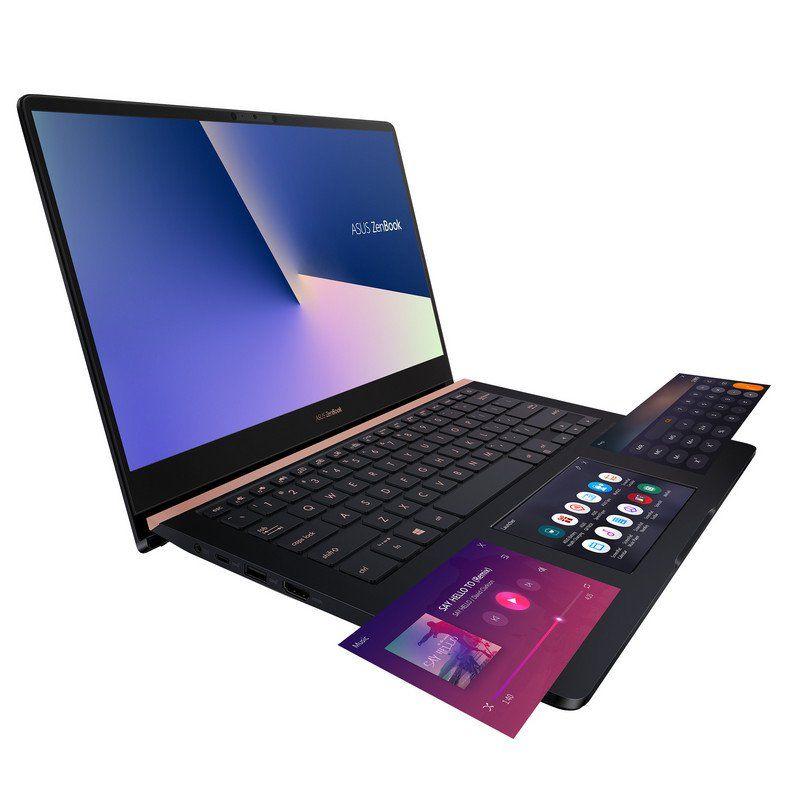 Asus Zenbook Pro 14 UX480 - i7, 512GB SSD, 16GB RAM, GTX 1050 4GB