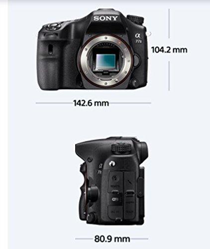 Sony Alpha ILCA77-M2 23 mpx (solo cuerpo)