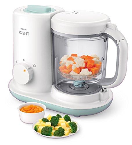 Robot de cocina para bebes Philips y Avent