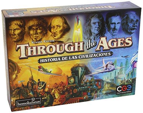 Through the Ages: La historia de las civilizaciones