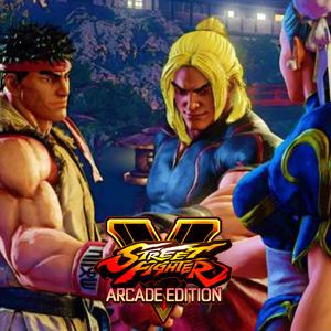 Juega gratis: Street Fighter V (Ps4 y PC)