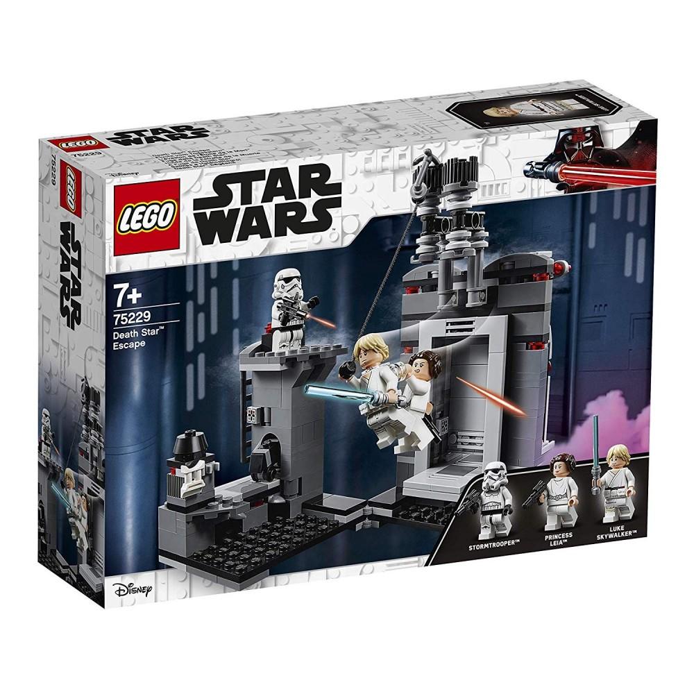 Lego Star Wars 75229 - Huida De La Estrella De La Muerte