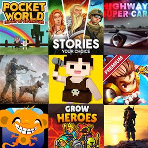 8 nuevos juegos gratis para Android (tiempo limitado)