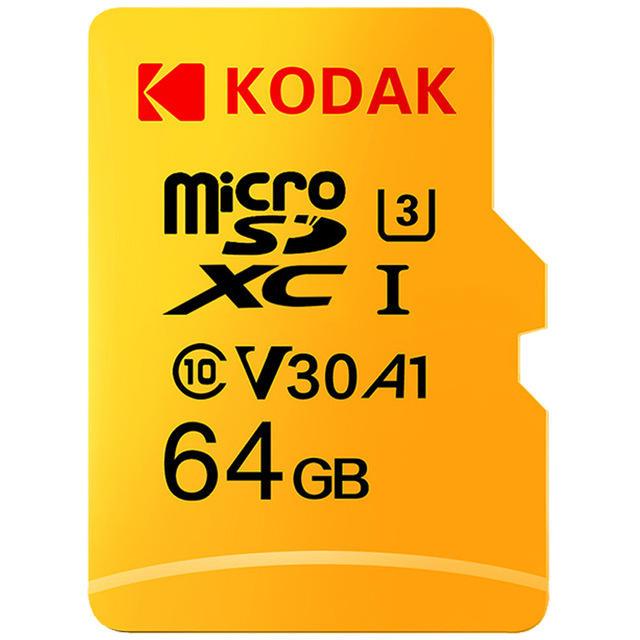 Tarjetas de 64GB y 128GB KODAK