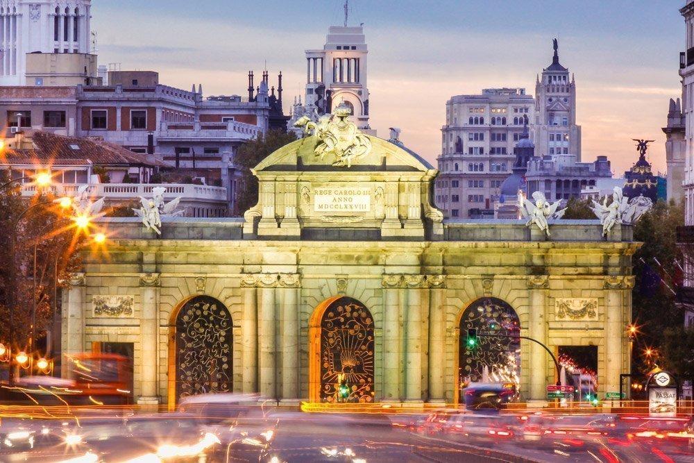 Vuelo PALMA MALLORCA-MADRID a sólo 3,43€(residentes)