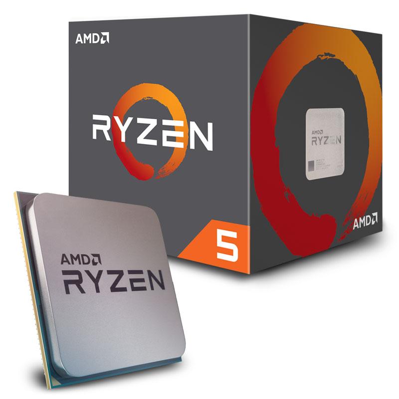 AMD Ryzen 5 2600 (124€)